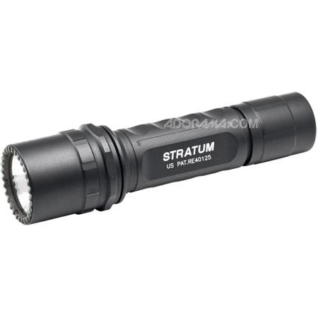 SureFire S Stratum Stage LED Flashlight CombatGrip Lumens Precision Micro Textured Reflector 86 - 399