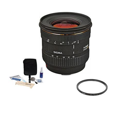 Sigma f EX DC AF Lens Kit USA Warranty Maxxum Sony Alpha Mount Tiffen UV Wide Angle Filter Professio 351 - 490