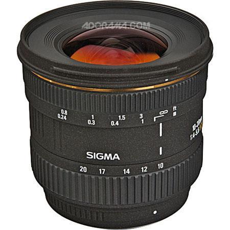 Sigma f EX DC Autofocus Zoom Lens PentaDSLR Cameras USA Warranty 97 - 412