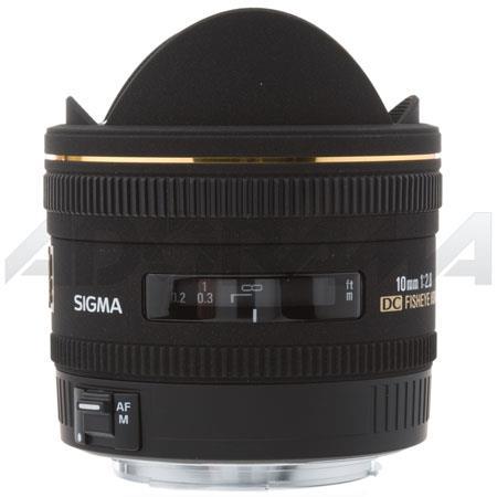 Sigma f EX DC HSM Fisheye Auto Focus Lens Canon Digital Cameras USA Warranty 124 - 528