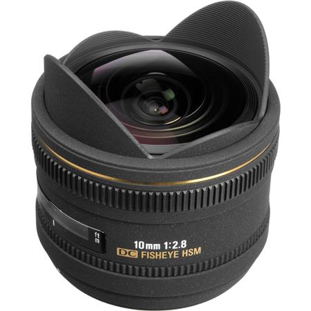 Sigma f EX DC HSM Fisheye Auto Focus Lens Nikon AF D Digital Cameras USA Warranty 124 - 528
