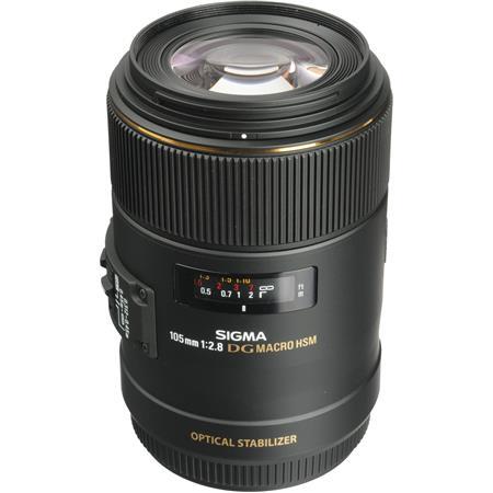 Sigma f EX DG OS HSM Macro Lens Canon EOS DSLR Cameras 263 - 408
