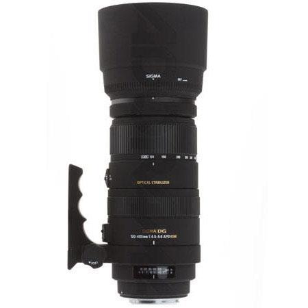 Sigma f DG APO OS Optical Stabilizer HSM AutoFocus Telephoto Zoom Lens Canon EOS Cameras USA Warrant 84 - 538