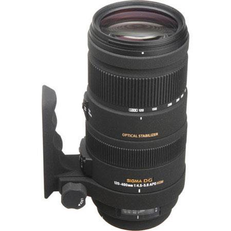 Sigma f DG APO OS Optical Stabilizer HSM AutoFocus Telephoto Zoom Lens Sony Digital Cameras USA Warr 169 - 741