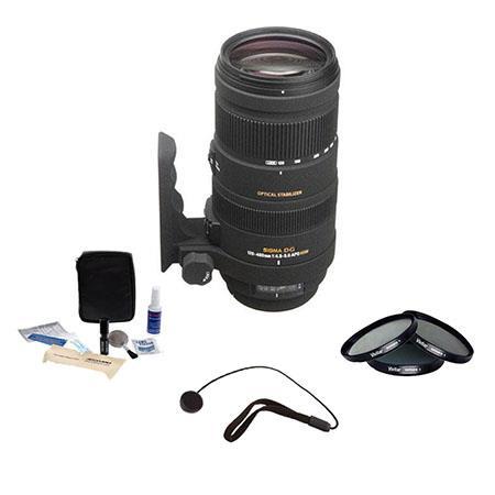 Sigma f DG APO OS HSM AutoFocus Lens Sony Digital Cameras USA Warranty Bundle Pro Optic Digital Esse 105 - 451
