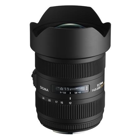Sigma f DG HSM Autofocus Super Wide Angle Zoom Lens Nikon AF Cameras USA Warranty 57 - 510