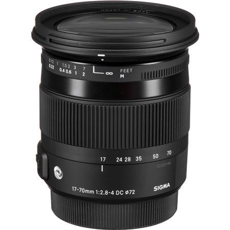 Sigma New f DC Macro OS Optical Stabilizer HSM Lens Nikon DSLR Cameras USA Warranty 84 - 113