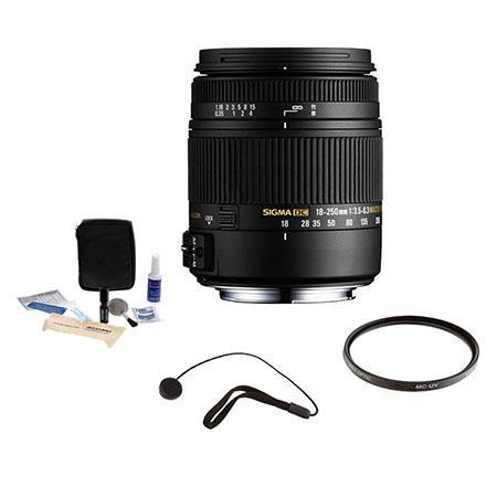 Sigma f DC Macro OS HSM Zoom Lens Sigma DSLR Bundled Pro Optic Pro Digital Multi Coated UV Filter Fl 237 - 448