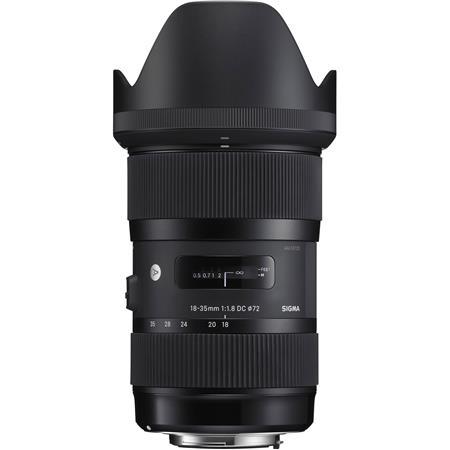 Sigma F DC HSM Zoom Lens Sigma Digital SLR Cameras USA Warranty 118 - 54