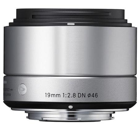 Sigma f DN Lens Micro Four Thirds Cameras Silver 149 - 789