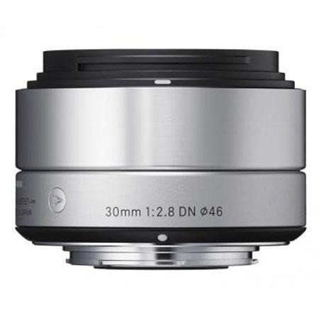 Sigma f DN Lens Micro Four Thirds Cameras Silver 51 - 14