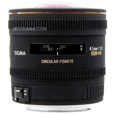 Sigma f EX DC HSM Circular Fisheye Auto Focus Lens Sigma Digital Cameras USA Warranty 111 - 793