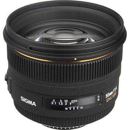 Sigma f EX DG HSM Auto Focus Lens Nikon AF Cameras USA Warranty 223 - 206