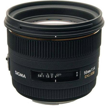 Sigma f EX DG HSM Auto Focus Lens PentaAF Cameras Auto Focus only if body supports HSM USA Warranty 223 - 206