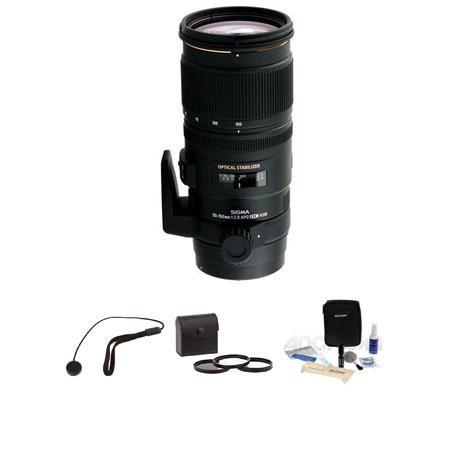 Sigma f APO EX DC OS HSM Lens Sigma DSLR Cameras USA Warranty Bundle Pro Optic Digital Essentials Fi 285 - 331