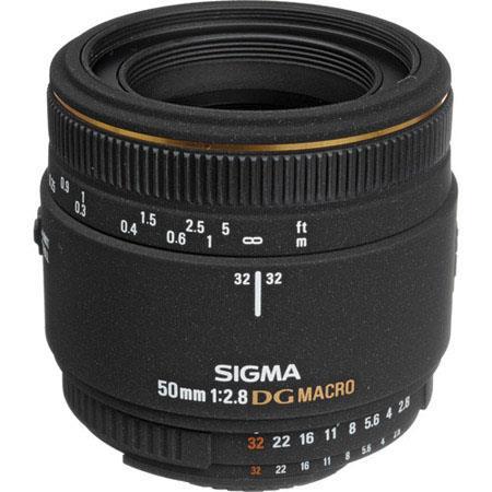 Sigma f EX DG Auto Focus Macro Lens Nikon AF Cameras USA Warranty 64 - 59