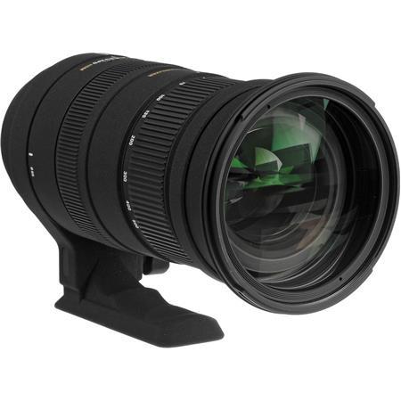 Sigma f APO DG OS HSM Telephoto Zoom Lens Nikon SLR Cameras USA Warranty 5 - 755