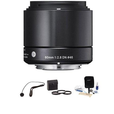 Sigma f DN Lens Sony E mount NeSeries Cameras Bundle Pro Optic Digital Essentials Filter Kit Flashpo 70 - 615