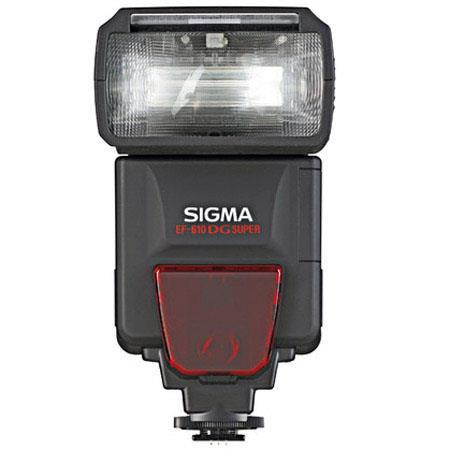Sigma EF DG Super Shoe Mount Flash Sigma SA STTL Digital SLRs Guide Number at Setting 29 - 694