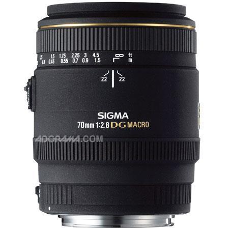 Sigma f EX DG Auto Focus Macro Lens Nikon AF Cameras 93 - 208