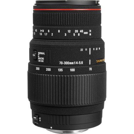 Sigma f APO DG Macro Tele Zoom Lens Hood PentaAF Cameras USA Warranty 122 - 291
