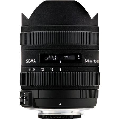 Sigma f DC HSM AutoFocus Wide Angle Zoom Lens Nikon Digital SLR Cameras USA Warranty 382 - 157