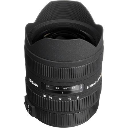 Sigma f DC HSM AutoFocus Wide Angle Zoom Lens Sigma Digital SLR Cameras USA Warranty 115 - 207