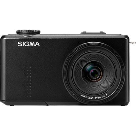 Sigma DP Merrill Digital Camera Megapixel FOVEON Direct Image Sensor Fixed f Lens 30 - 438