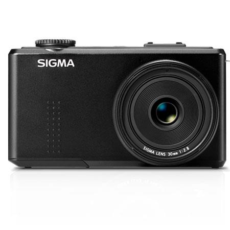Sigma DP Merrill Digital Camera Megapixel FOVEON Direct Image Sensor Fixed f Lens 115 - 207