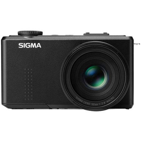 Sigma DP Merrill Digital Camera Megapixel FOVEON Direct Image Sensor f Lens 114 - 377