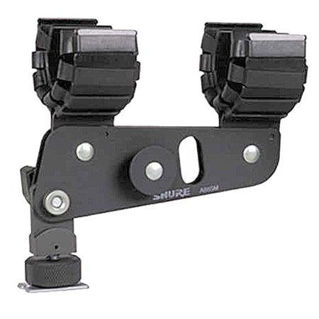 Shure ASM Isolation Shock Mount the VP Stereo Microphone or any Microphone a Handle Diameter of Appr 43 - 576