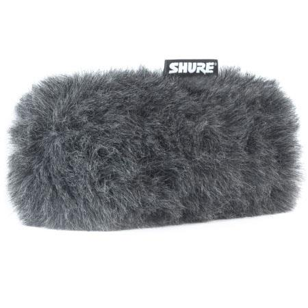 Shure ASW SFT Rycote Softie Windshield VPS and VP End Address Shotgun Condenser Microphones 57 - 681