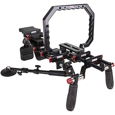 Shape Composite Fiction Hand held Professional Camera Support 243 - 93