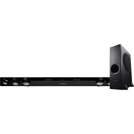 Sharp HT SB Channel High Power SoundBar Home Theater System W Output Power 63 - 311