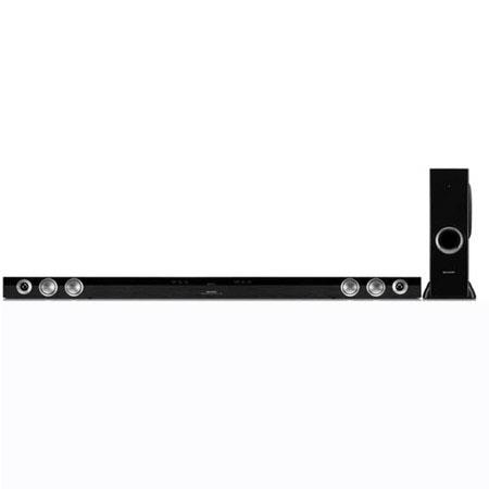 Sharp HT SB Channel Slim Sound Bar Home Theater System 41 - 604