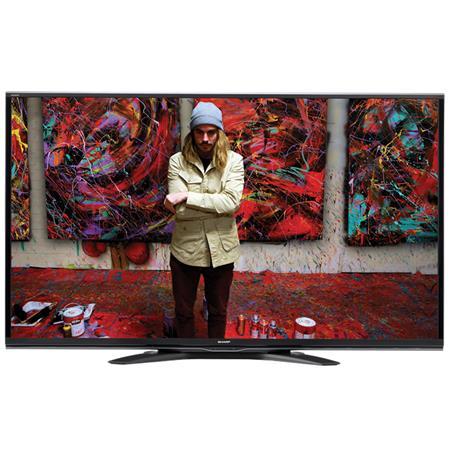 Sharp Aquos LC EQ Class p Full HD Smart LED TV Aspect Ratio Hz Refresh Rate USBHDMIVGA 5 - 693