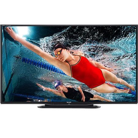 Sharp Aquos Class p Full HD D LED Smart TV Quattron Aspect Ratio Hz Refresh Rate AquoMotion USBHDMI  104 - 429