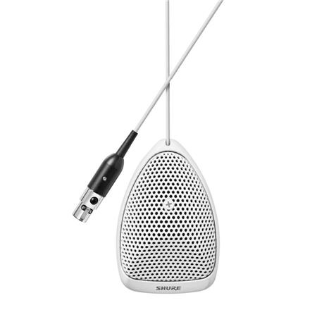 Shure MX MicrofleWired Surface Mounted Omnidirectional Boundary Microphone 139 - 474