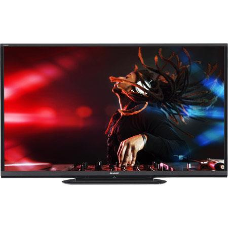 Sharp AQUOS LC LEU Full HD p Smart LED TV Slim Design Dual W Speakers USB Media Player Four HDMI Inp 67 - 357