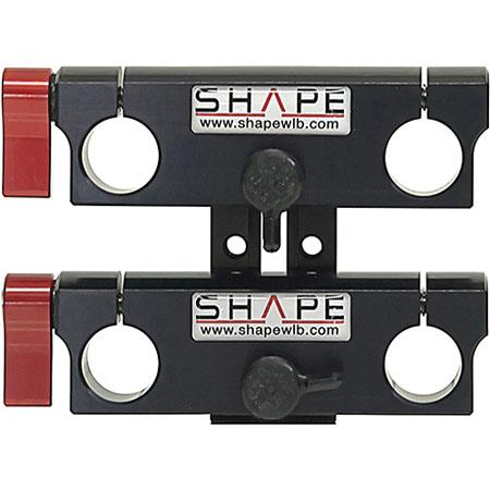 Shape Double Sliding Rod Block Rods 51 - 319