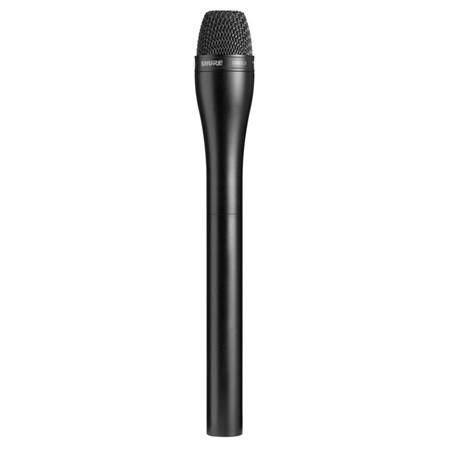 Shure SM LB Omni Directional Dynamic Handheld Wired Microphone Extended Handle  101 - 438