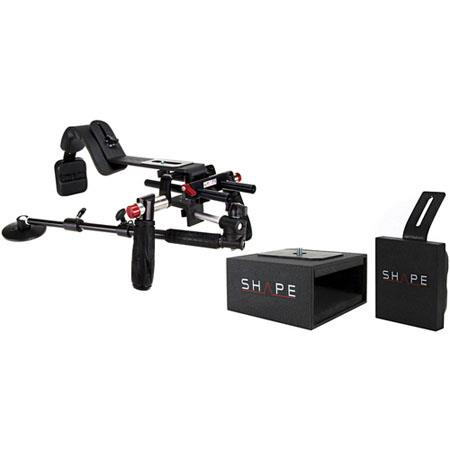 Shape Spider Pro Hand held Camera Support Kit 428 - 4