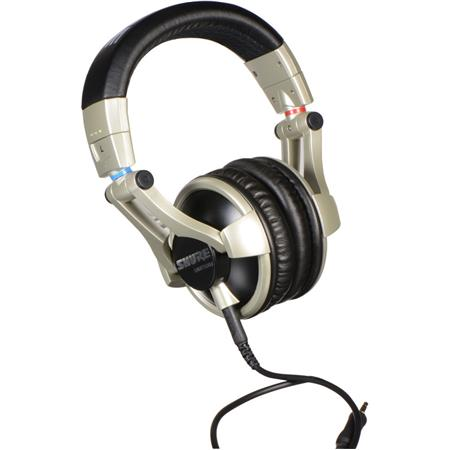 Shure SRHDJ Professional DJ Headphones Hz kHz Frequency Range Ohm Impedance 43 - 577