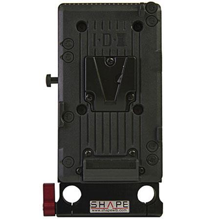 SHAPE Vertical IDX Rod Block 101 - 369