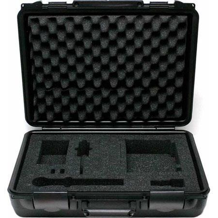 Shure WA Hard Carrying Case Shure ULX Rack Wireless System 15 - 60