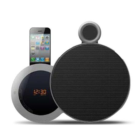 Sherwood DS N Smart Docking Audio Speaker iPhone iPod  258 - 154