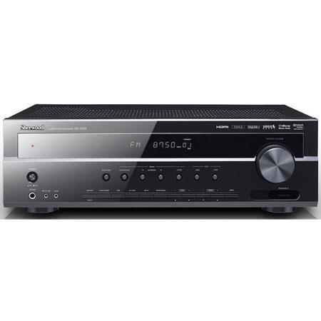 Sherwood RD ch AV Receiver HD Audio Decoding Stations Presets 134 - 69