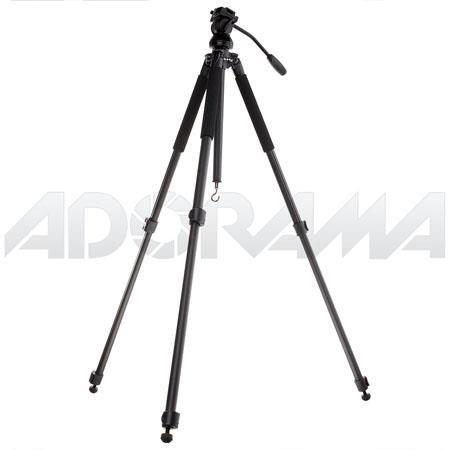 Swarovski AT Aluminum Tripod DH Head Height  100 - 174