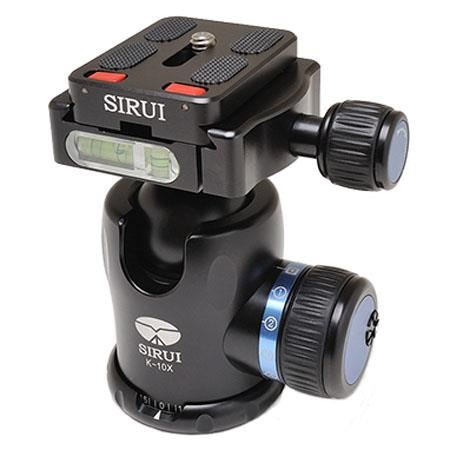SIRUI K X Ballhead Quick Release lbs Load Capacity 54 - 639