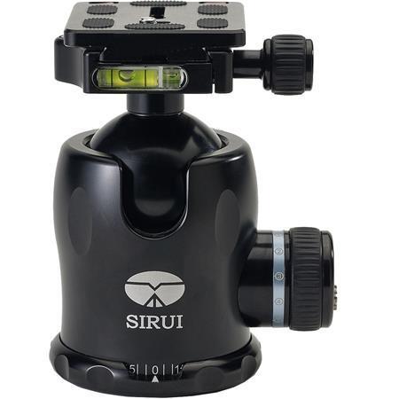 SIRUI K X Ballhead Quick Release lbs Load Capacity 108 - 434